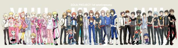ZOLA PROJECT 1st Anniversary