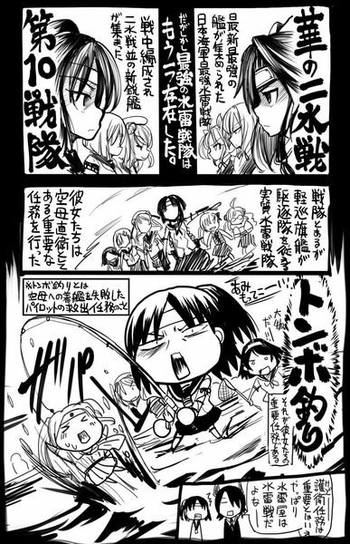 【艦これ】第10戦隊【史実】