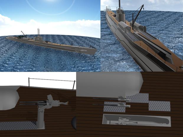 巡潜3型1.1