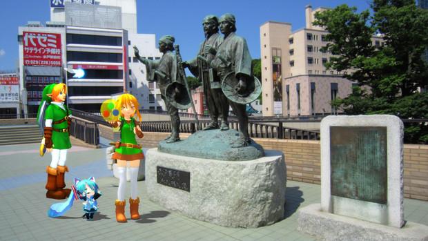 【Mてく】水戸駅にて!