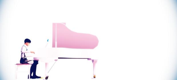 ピアノと蝶と兵長①