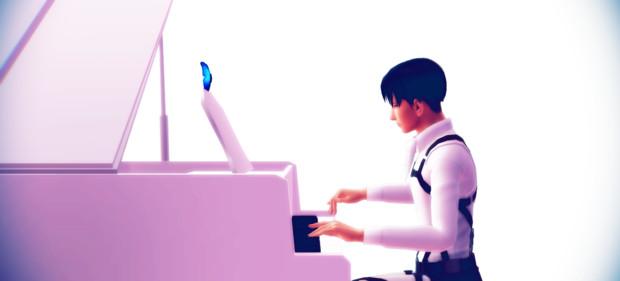 ピアノと蝶と兵長⑥