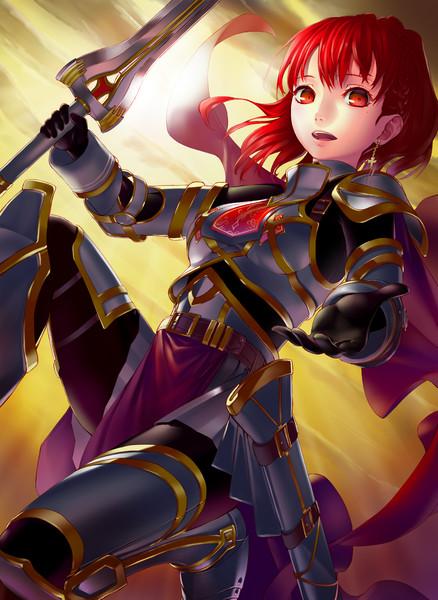 慈愛の騎士 サズラスティア