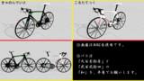 【MMD】ななし式ロード改変モデル【配布終了】