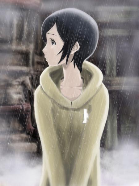 科戸瀬イザナ 『雨』