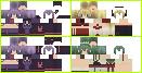 【Minecraft】ゆかりマキずん子スキンセット【VOICEROID】