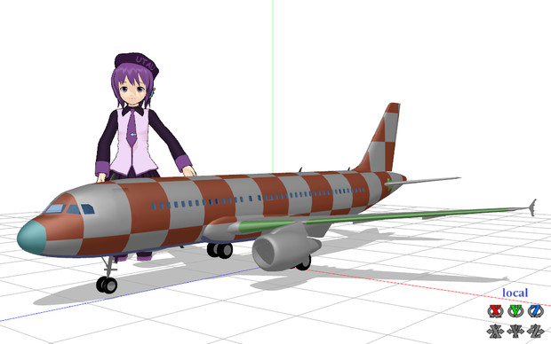 A320-200 バージョンアップ進捗状況