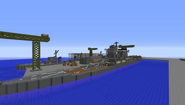 バスチオン共和国海軍航空巡洋艦