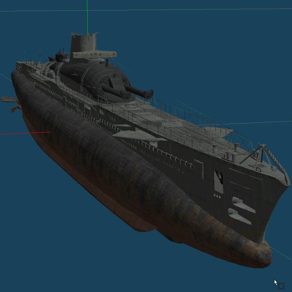 潜水艦伊507_2
