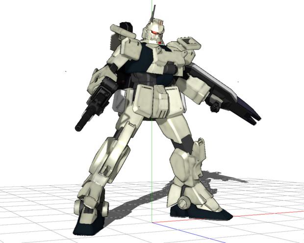 特別機(ガンダムEz-8)