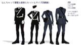 なんちゃって軍服お着替えセット(Lサイズ同梱版)