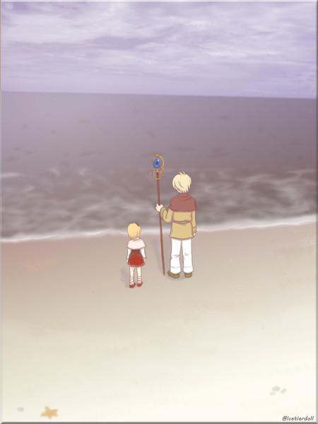 【悠遠物語】終わりの始まり