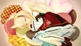 【MMD嫁の寝顔選手権】遊び疲れて