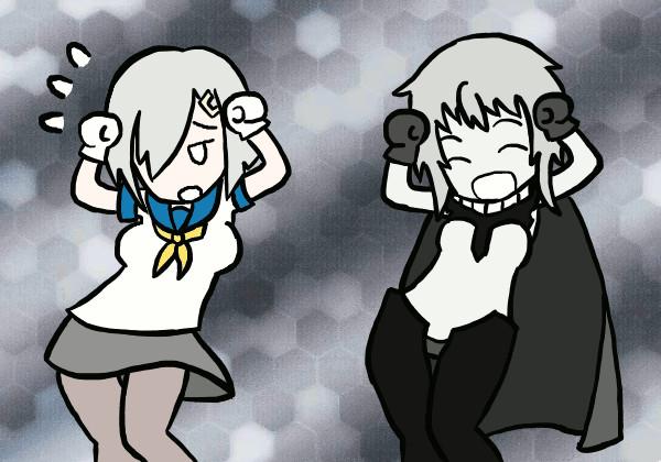 【艦これ】ヲマケ①:ウッーウッーウマウマ(゚∀゚)【GIFアニメ】