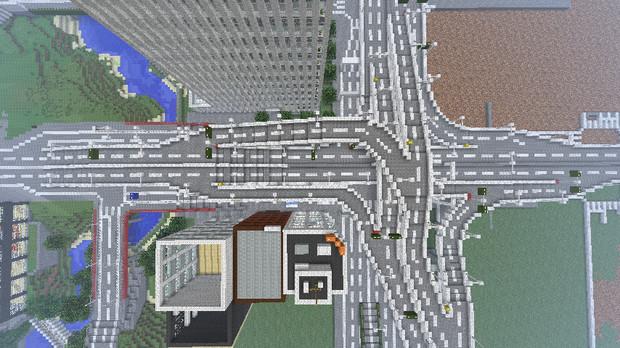 【Minecraft】現代日本風都市をつくろう!【本京市】
