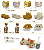 【MMDアクセサリ配布】 クマ小物とローソンアイテム盛り合わせ
