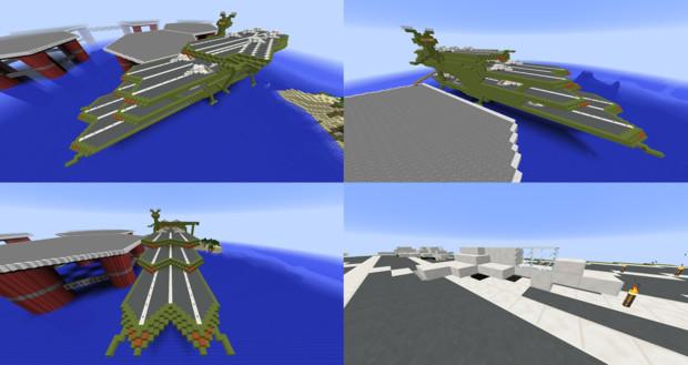 バスチオン共和国空軍 飛空航空母艦