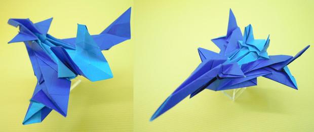 H21-1改 折り紙飛行機