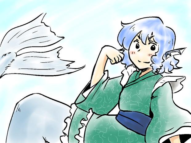 わかさぎ姫