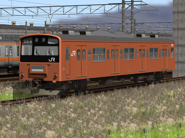 国鉄 201系