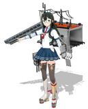 【MMD艦これ】大淀 軽巡洋艦仕様になりました。【配布】