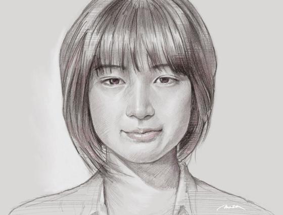 広瀬すず Masa さんのイラスト ニコニコ静画 イラスト