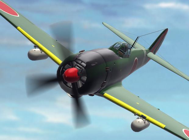 陸軍4式戦闘機 疾風 お試し版配布