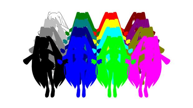 単色Color_Shader
