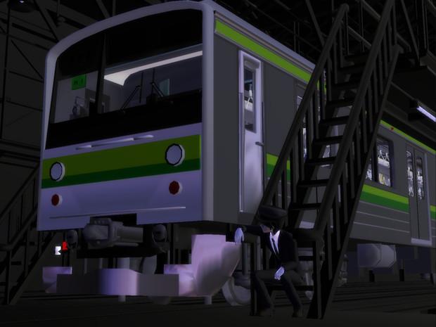 THANK YOU AND GOOD BYE -205 TOKOHAMA LINE-