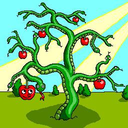 知恵の樹 まがいもの さんのイラスト ニコニコ静画 イラスト