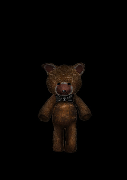 SCP-1048 - Builder Bear (ビルダー・ベア)