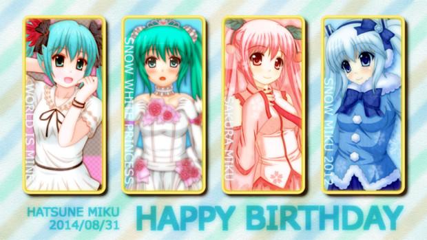 Miku 7th Anniversary