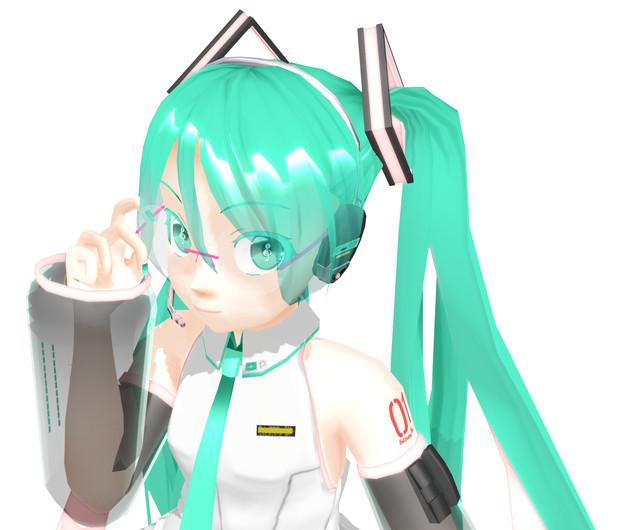 メガネ【モデル更新】