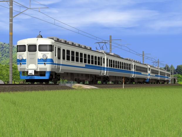 国鉄 457/475系