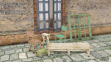 shabby chic furniture set 1