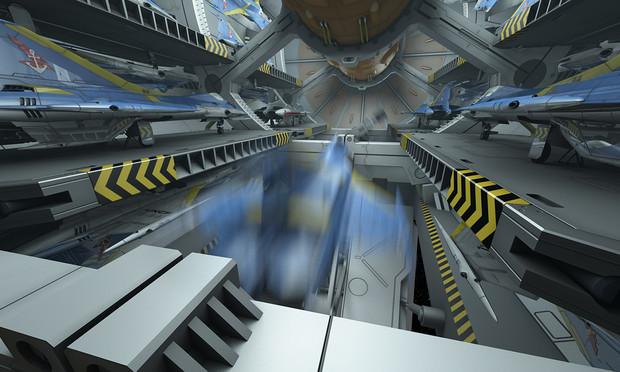 宇宙戦艦ヤマト 第二格納庫 ④