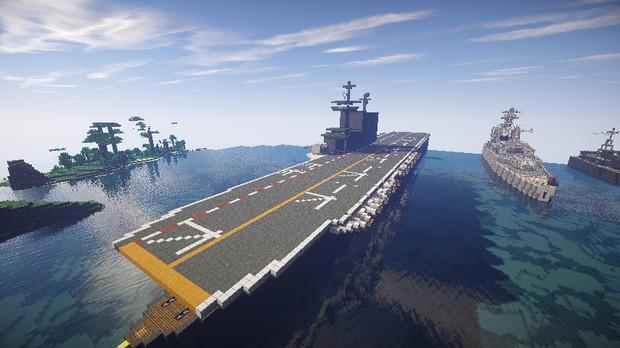 【大和帝國 海軍】シュレーディンガー級強襲揚陸艦