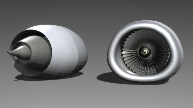 CFM International CFM56-3 ターボファンエンジン
