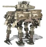 (モデル配布) キャメルタンク