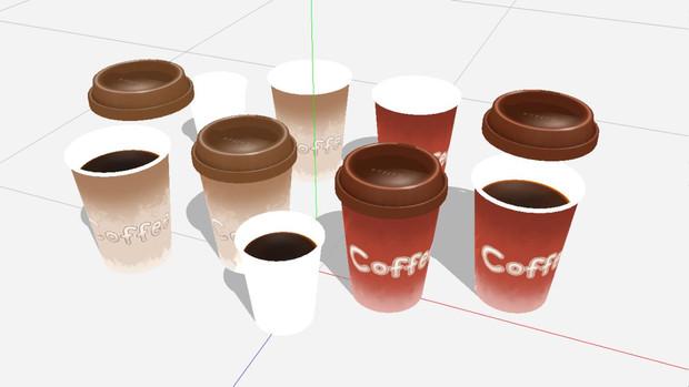 コーヒー(紙コップ)