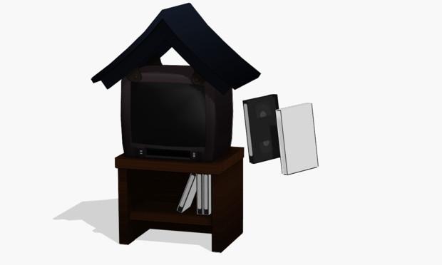 TV(真選組屯所用)