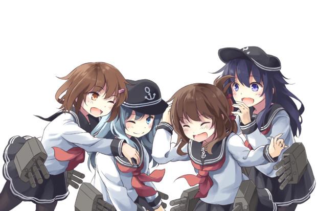 第六駆逐隊の軌跡④
