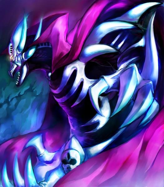 ブルーアイズホワイトドラゴン 男霊 さんのイラスト ニコニコ静画