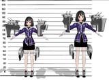 【モデル配布】羽黒さん、更新。。