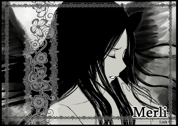【メルリ】闇の歌姫。