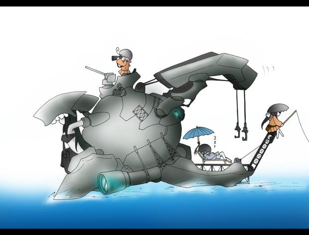 輸送艦改造計画-工