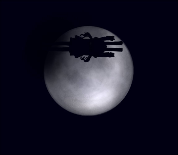 【結月ゆかり】皆既月食撮ろうと思って頑張ってたら、めっちゃ凄い写真撮れたwwwwww