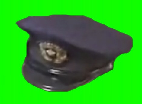 警官帽GB