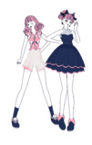 MMD Chika【モデル配布】