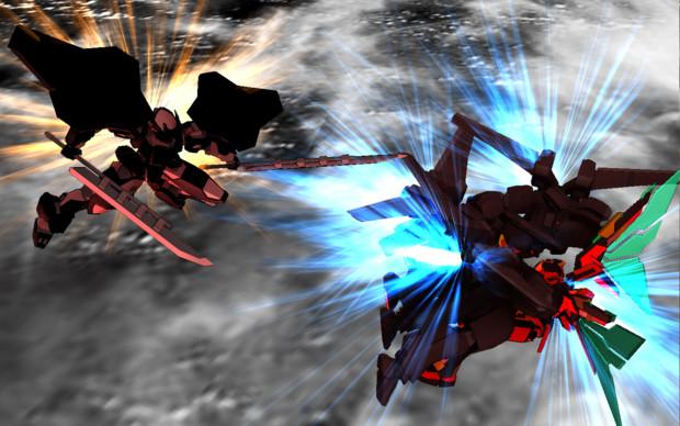 オリメカ戦隊グリッドレンジャー第13話「フォールン・セイバー」